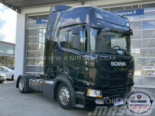 Scania R 450A4x2EB/ Black-Edition / Mega / Scania-Service