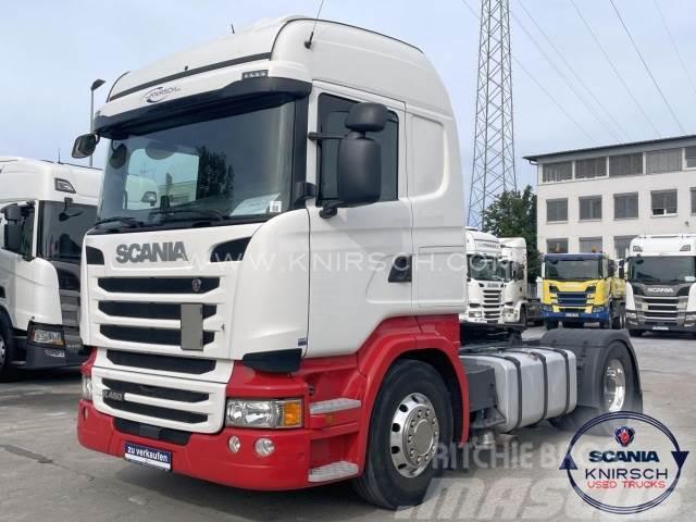 Scania R450LA4X2MNA / ACC / PTO / 4-Pillows / NO EGR