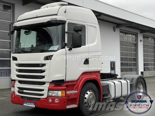 Scania R450LA4X2MNA / Highline / PTO / 4-Air Suspension