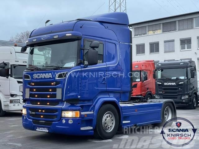 Scania R450LA4X2MNA / Highline / ACC / Retarder / NO EGR