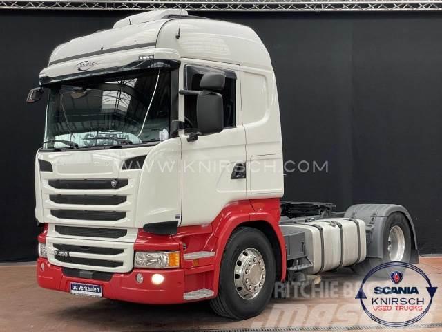 Scania R450LA4X2MNA / PTO / 4-Rear Air / NO EGR