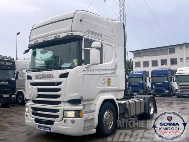 Scania R450LA4X2MNA / Xenon / ACC / NO EGR