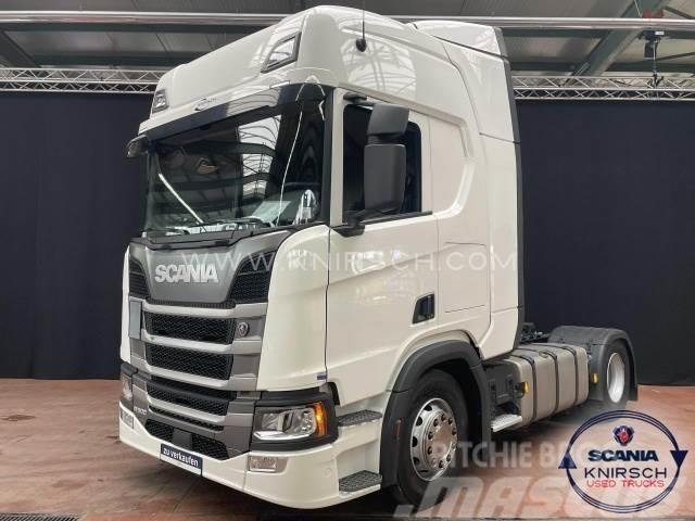 Scania R500A4x2NA / LED / Standklima / ACC / NAVI