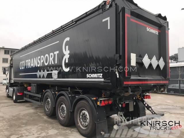 Schmitz Cargobull SKI 24 SL 10.5 Alu Kippsattel 53