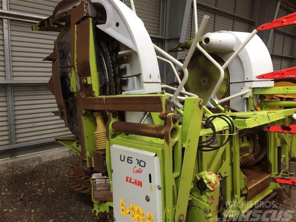 CLAAS RU 600 8 RK.