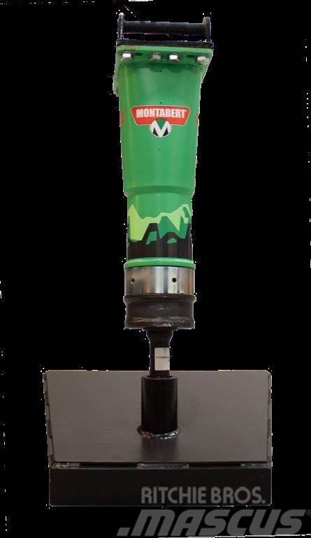 Montabert SC12 - 115 kg hydraulik hammer