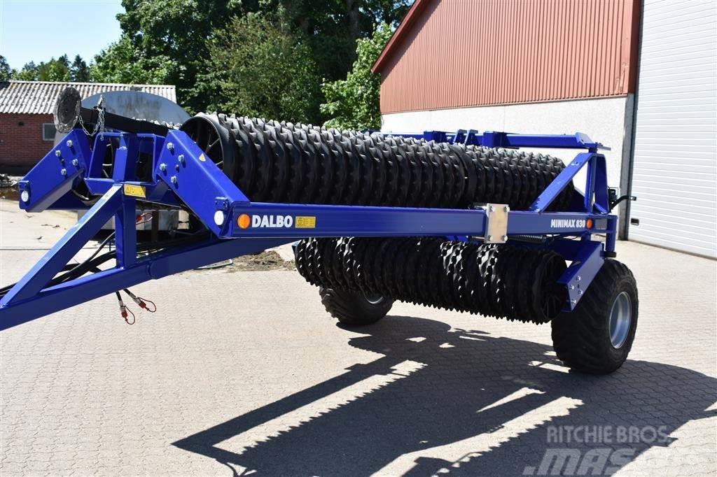 Dal-Bo Minimax 830 med 55 cm ringe