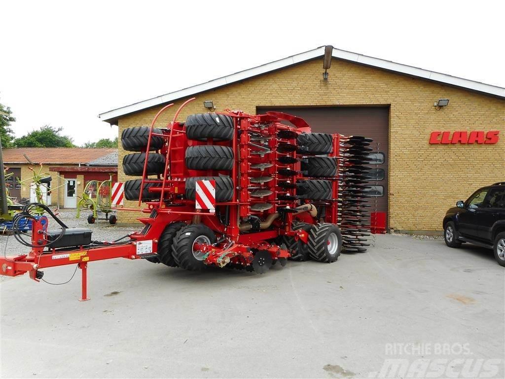 Kverneland U-Drill 6000 såsæt Plus maskine samt frøsåudstyr