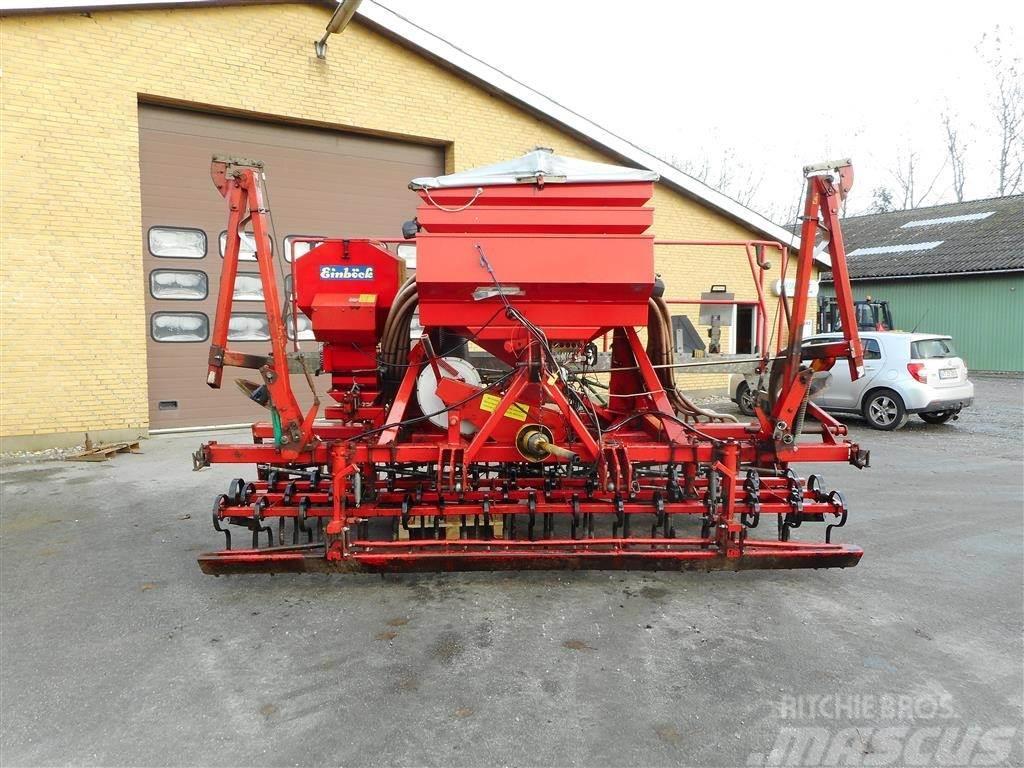 Kverneland KLX 4m såsæt m/frøudstyr