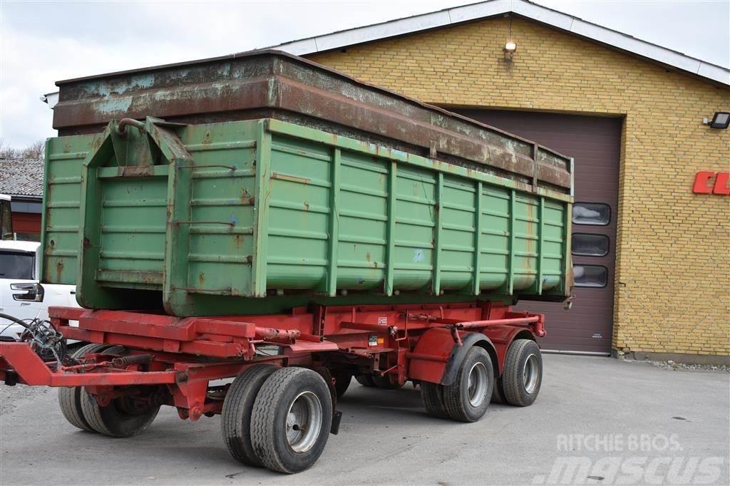 [Other] Hvamø Lastbiltipvogn