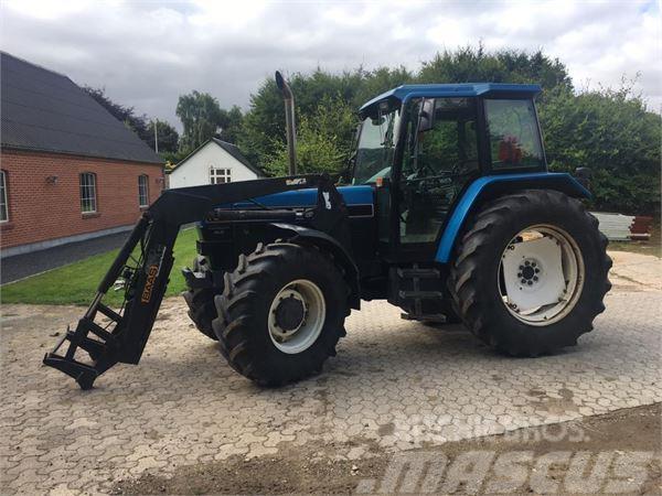 Ford 7840 til salg - Brugte Ford 7840 Brugte traktorer - Mascus Denmark