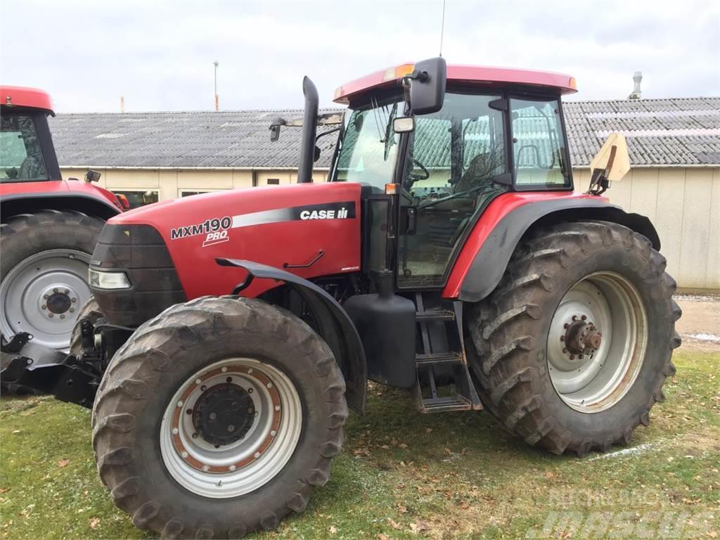 case ih mxm 190 traktor gebrauchte traktoren gebraucht. Black Bedroom Furniture Sets. Home Design Ideas