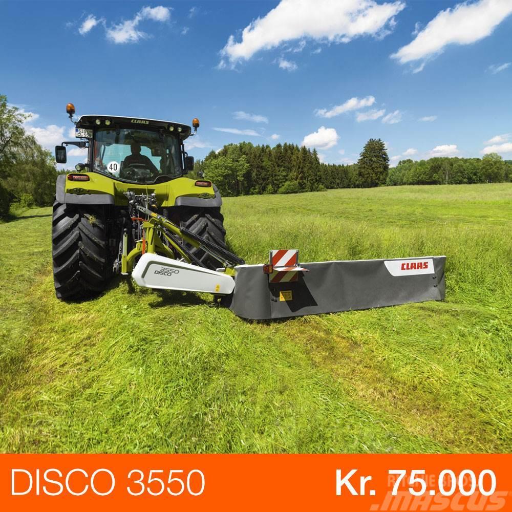 CLAAS DISCO 3550