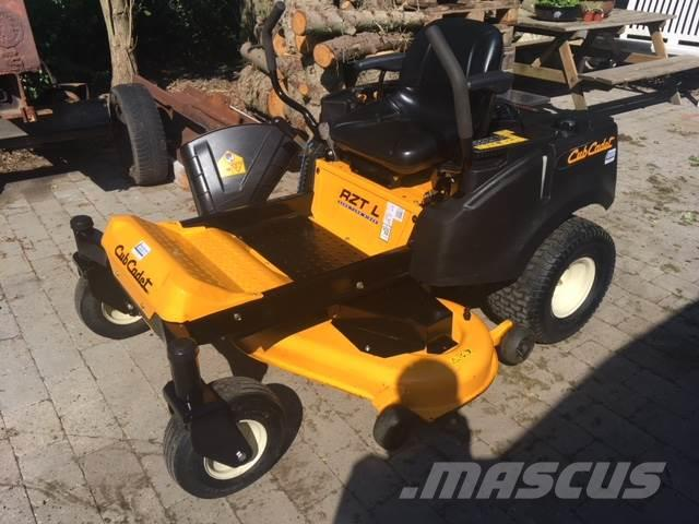 used cub cadet rzt l 50 riding mowers year 2015 price 3 462 for sale mascus usa. Black Bedroom Furniture Sets. Home Design Ideas