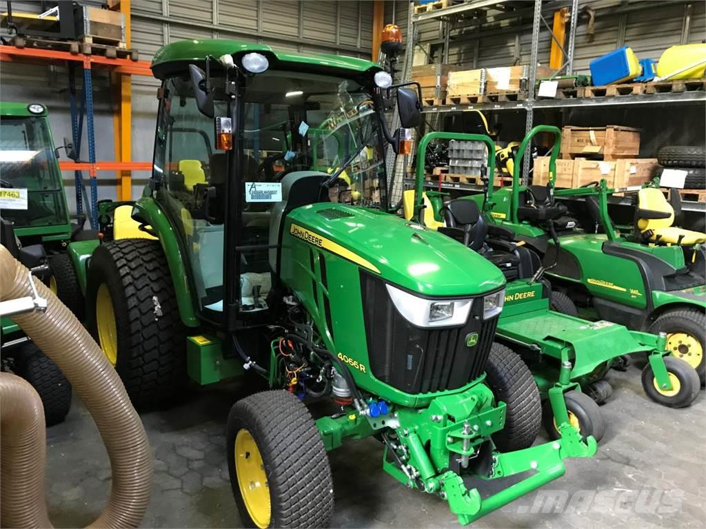 used john deere 4066r compact tractors year 2017 price 64 046 for sale mascus usa. Black Bedroom Furniture Sets. Home Design Ideas