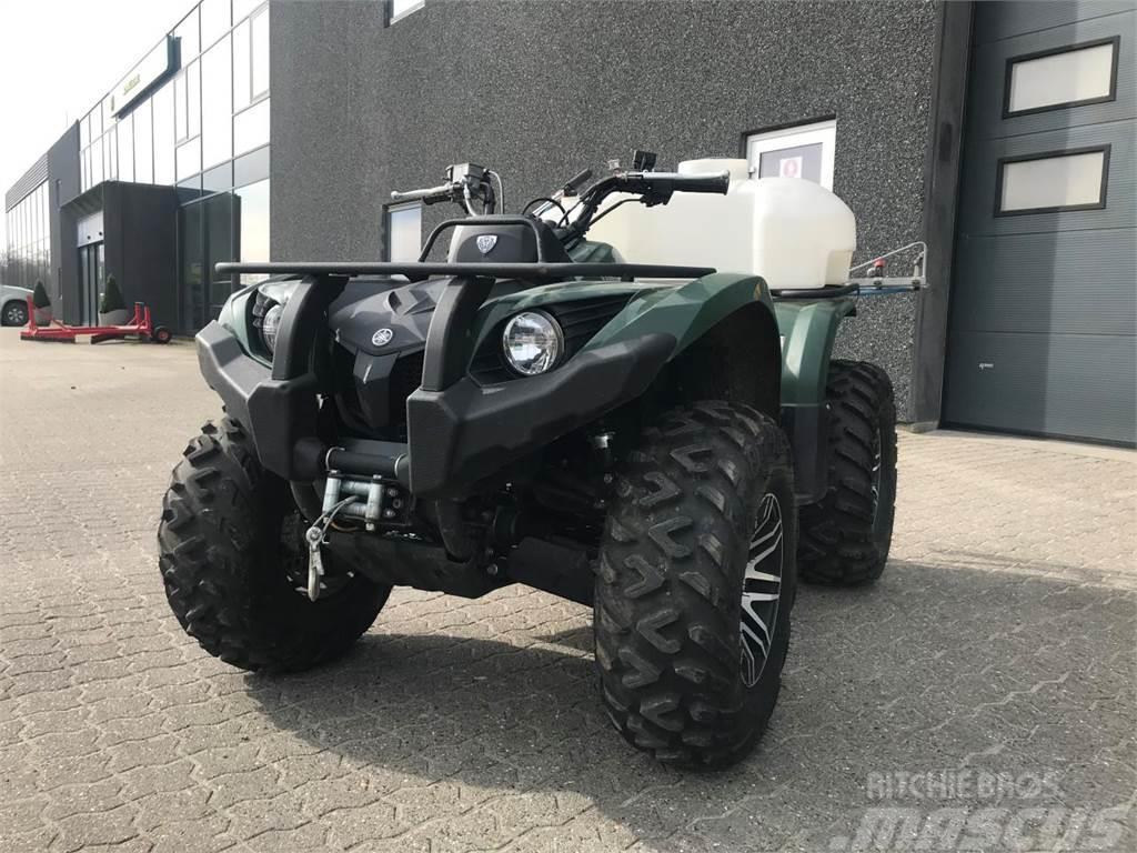 Kawasaki GRIZZLY 450