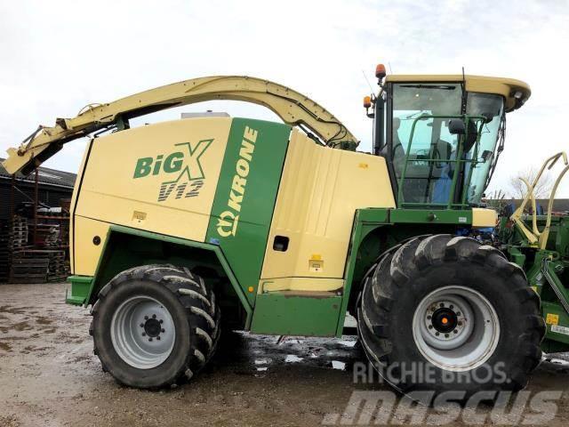 Krone BIG X 800 V12