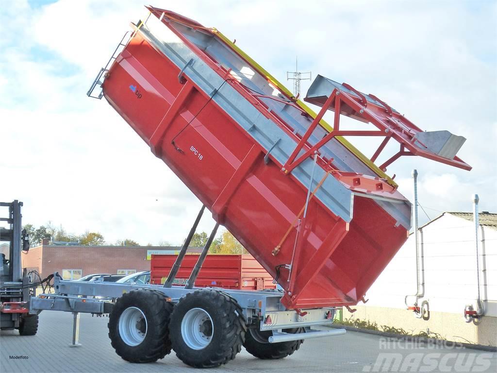 Mi SPC 18 m/40 cm overbygning
