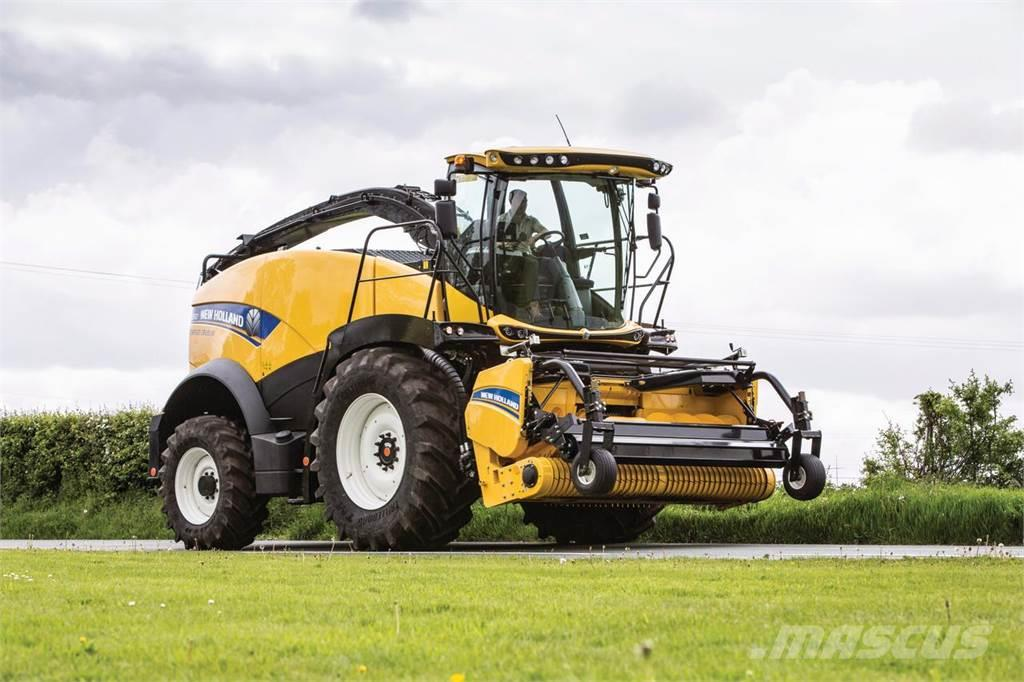 New Holland FR550 T4B