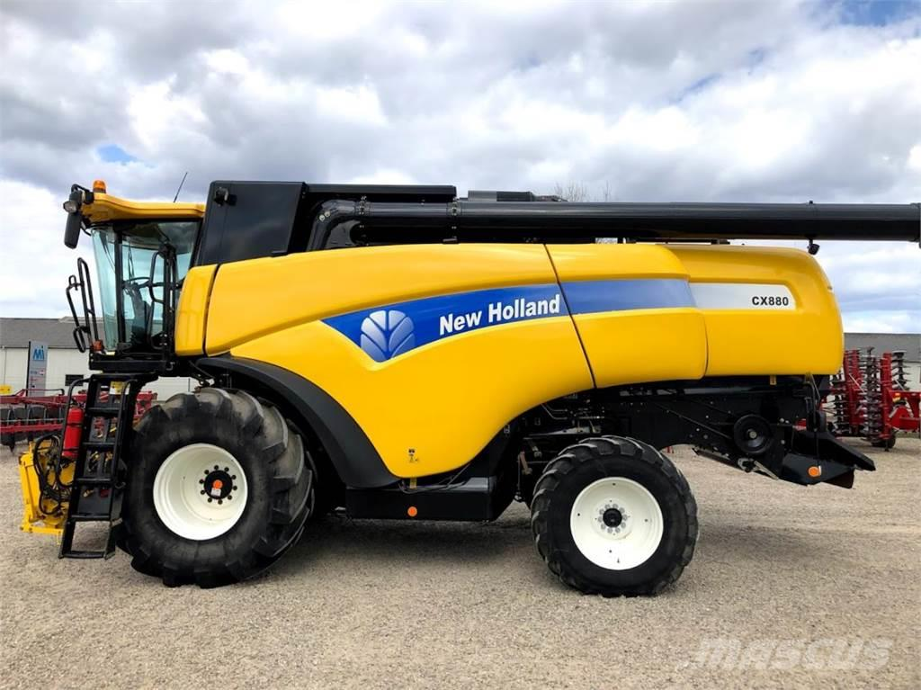 New Holland CX880 SLH 4WD