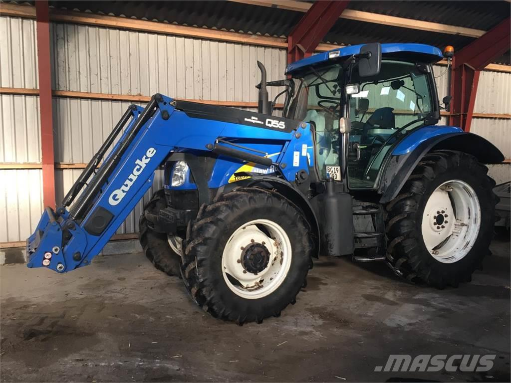 New Holland T6030