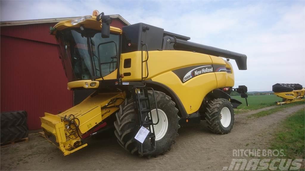 New Holland CX 880 FSH
