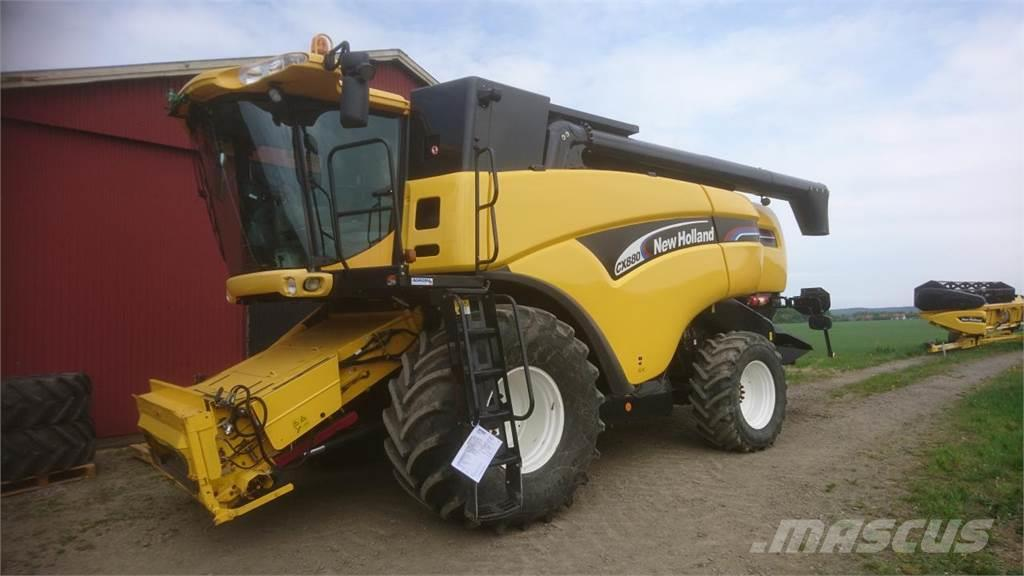New Holland CX 880 FSH