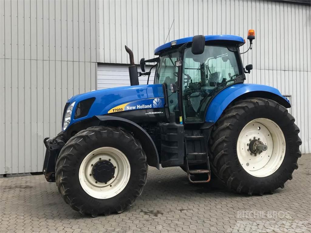 New Holland 7050 SS