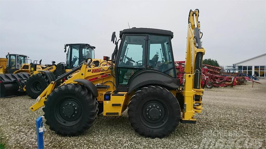 New Holland B115C TSS