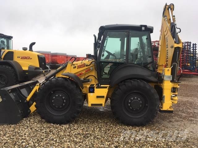 New Holland B115CTC SS