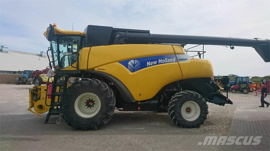 New Holland CR9080ELEVATION4WD
