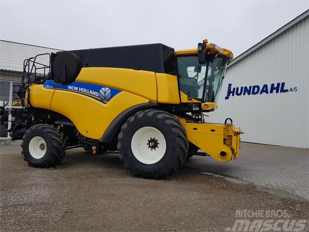 New Holland CR9090 SLH-DFR