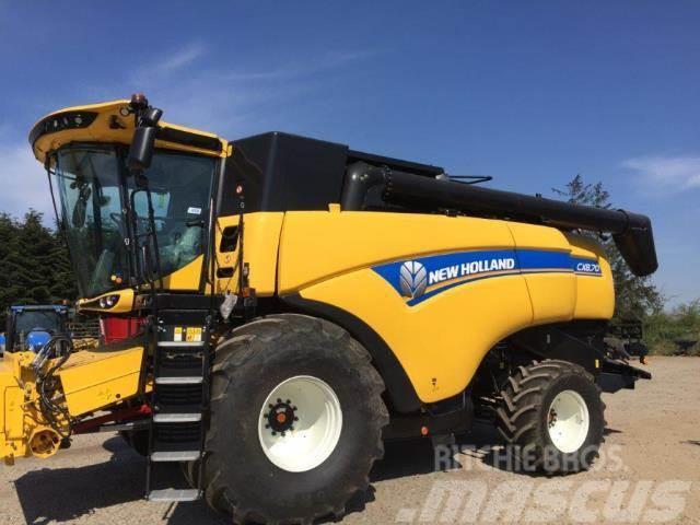 New Holland CX 8.70 SLH