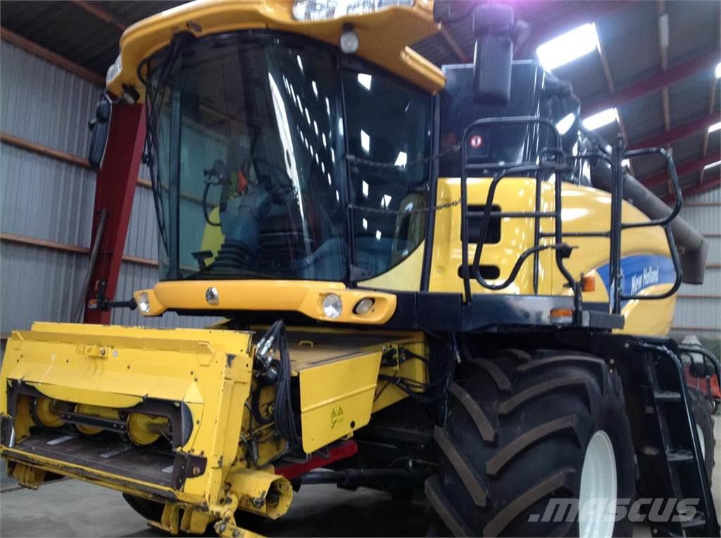New Holland CX 8090 FSH