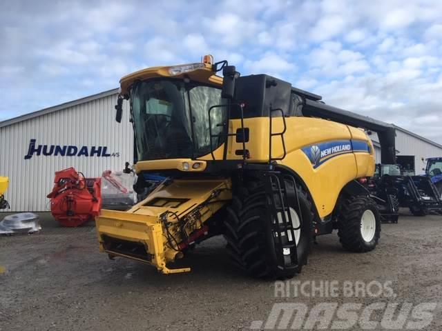 New Holland CX860 SLH