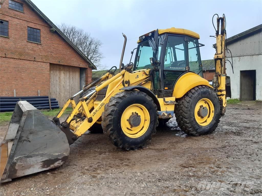 New Holland LB115 SS