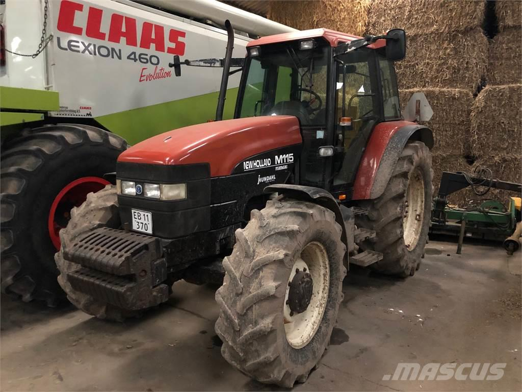 New Holland M115 RC 4WD