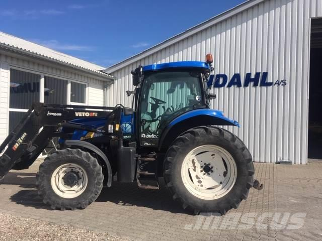 New Holland T6030PLUS