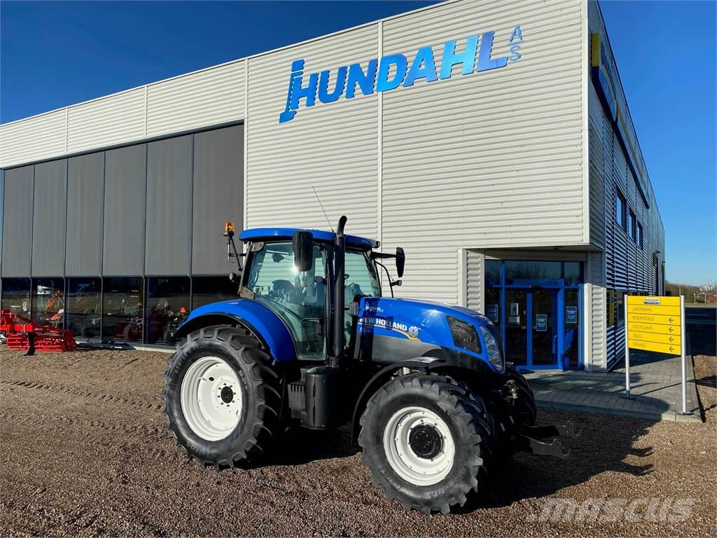 New Holland T7.170 RC CLASSIC