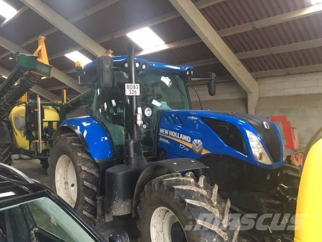 New Holland T7.175 AC MY 15