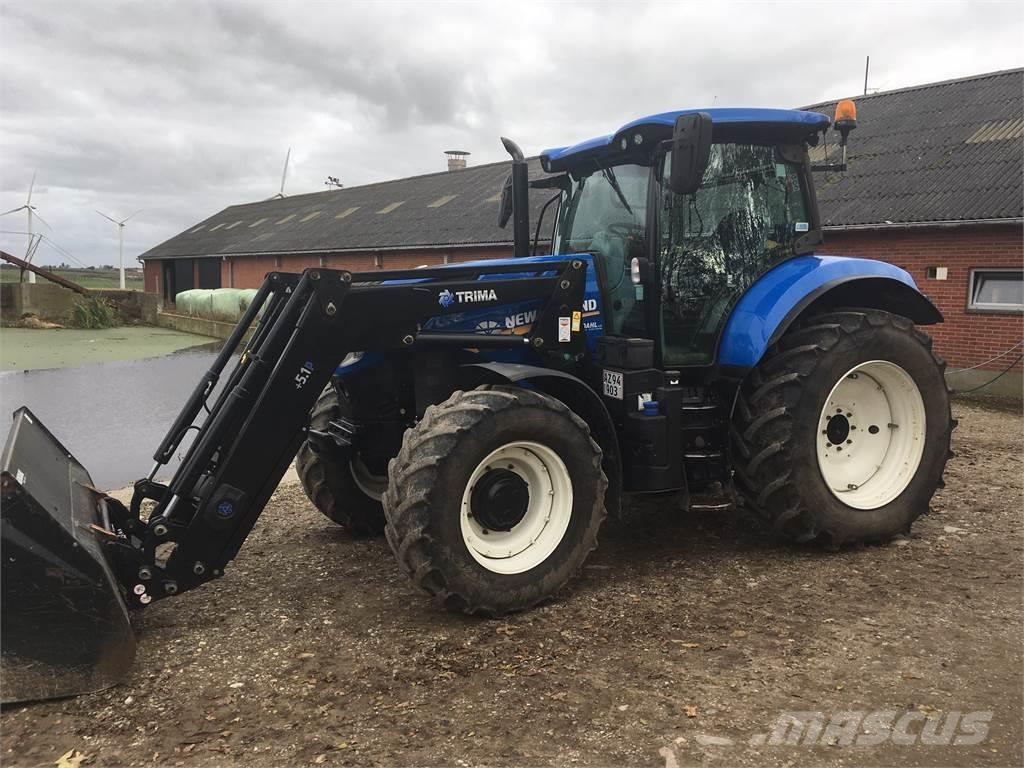 New Holland T7.175 CLASSIC