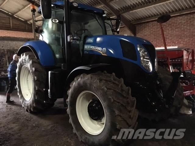 New Holland T7.185 SW II