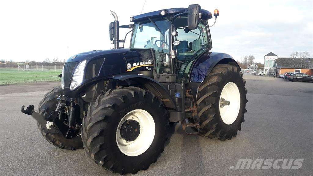 New Holland T7.220 POWER COMMAND