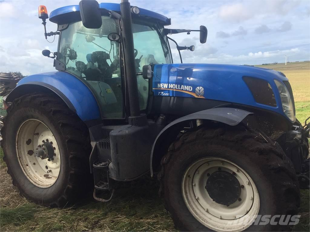 New Holland T7.220 PC SWII