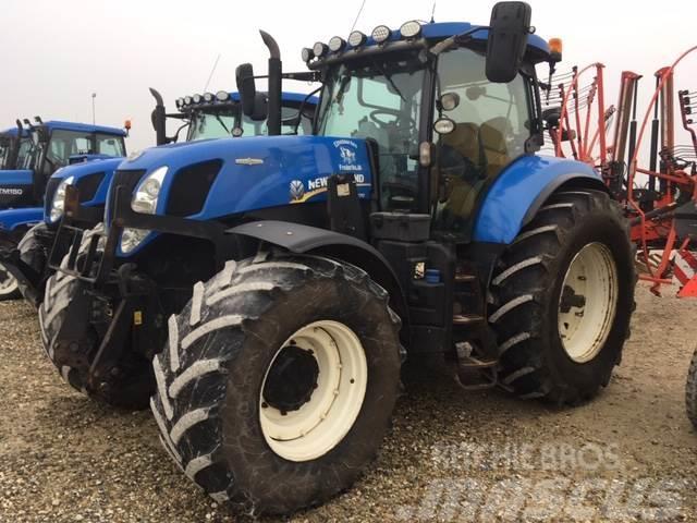 New Holland T7.270AC TG