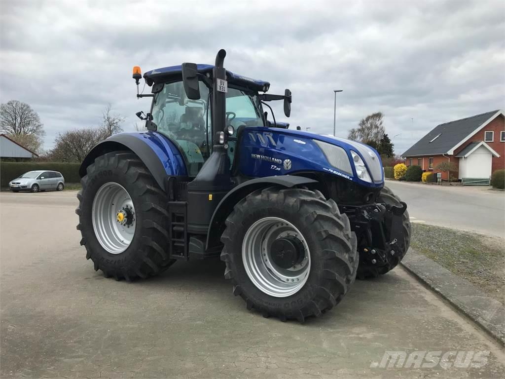 New Holland T7.315 AC BLUE POWER