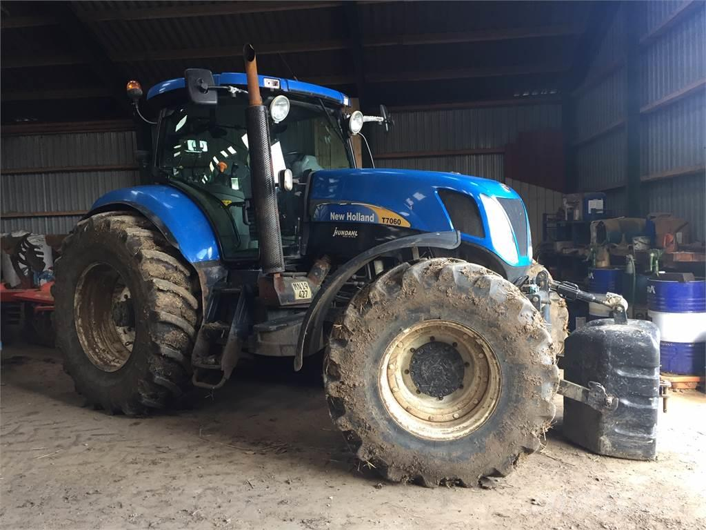 New Holland T7060 SS DL