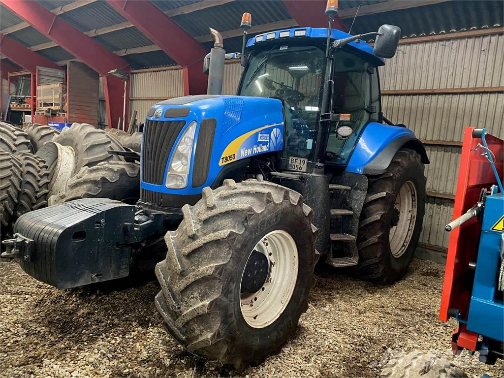New Holland T8050TG