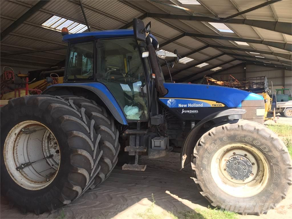 New Holland TM155 SS 4WD
