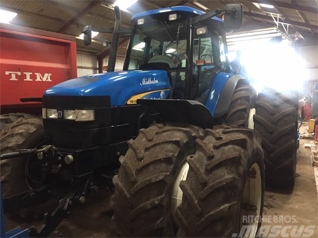 New Holland TM155TG
